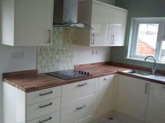 Rental Property Kitchens