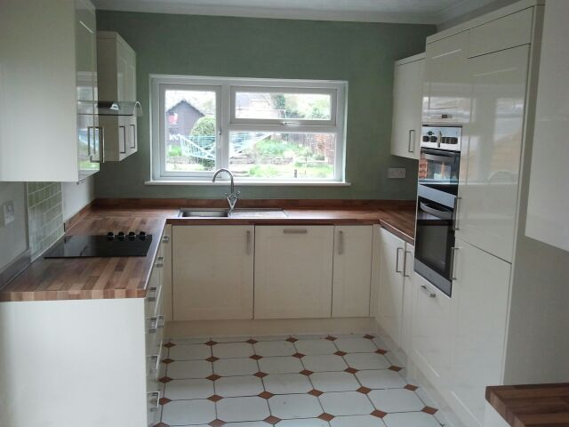 Kitchen fitters in Milton Keynes