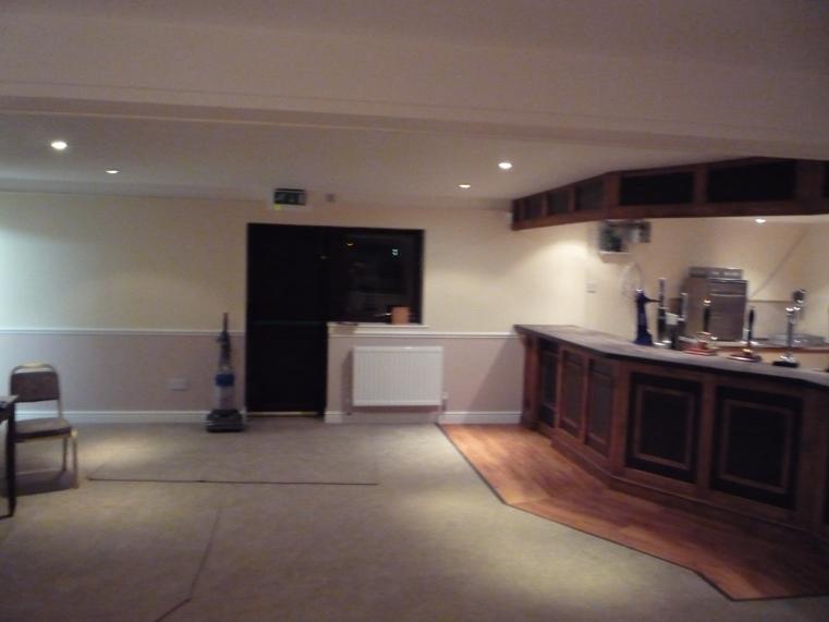 Bar installers Milton Keynes
