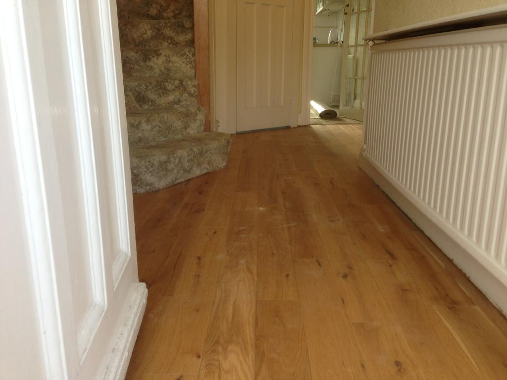 Oak Flooring Milton Keynes