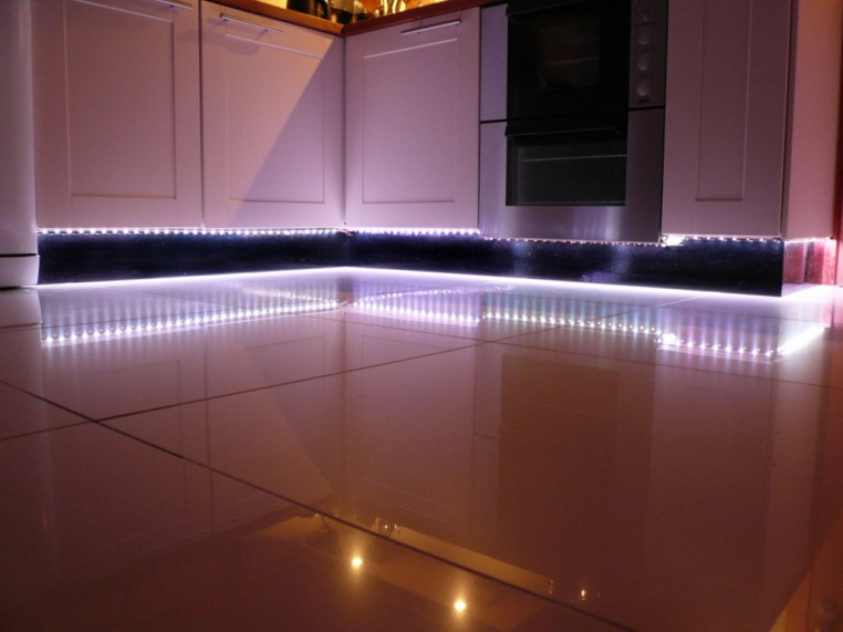 Kitchen LED lights